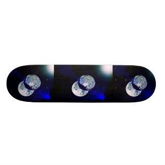 Darkside of the Moon Skateboard Deck