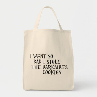 Darkside's Cookies Grocery Tote Bag