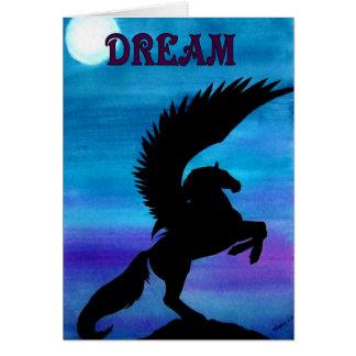 """Darkwind """"Dream"""" Card"""