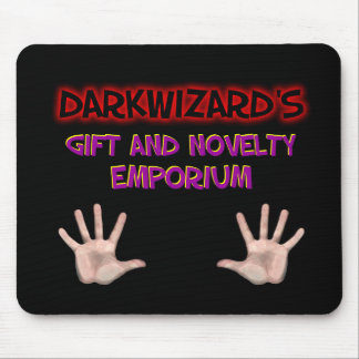Darkwizard Gift and Novelty Emporium Mouse Pad