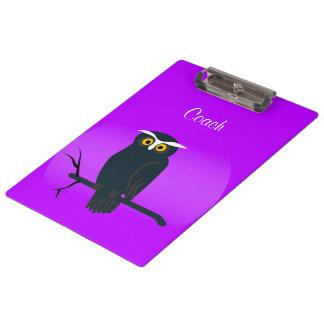 Darl Owl Clipboard