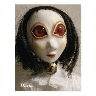 Darla Postcard