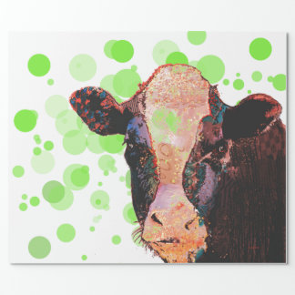 DARLING COW - Wrapping Paper