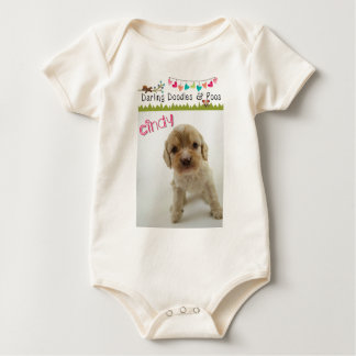 Darling Doodles & Poos Products Baby Bodysuit