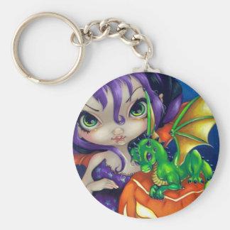 """""""Darling Dragonling II"""" Keychain"""