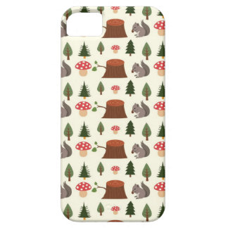 Darling Little Squirrels Case For The iPhone 5