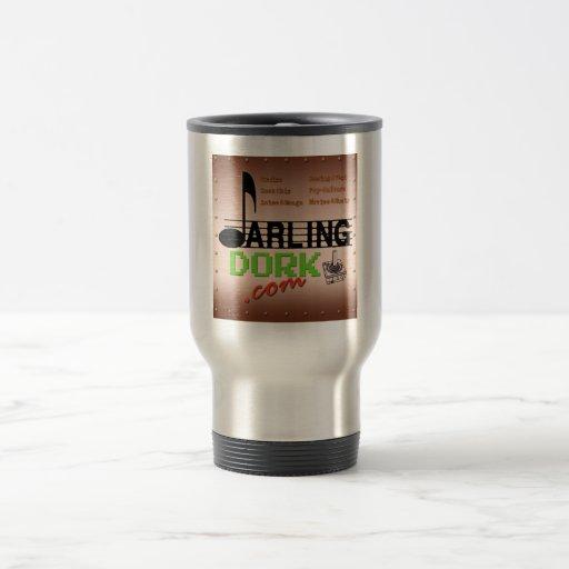 DarlingDork Stainless Steel Travel Mug