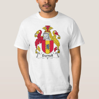 Darnell Family Crest T-Shirt