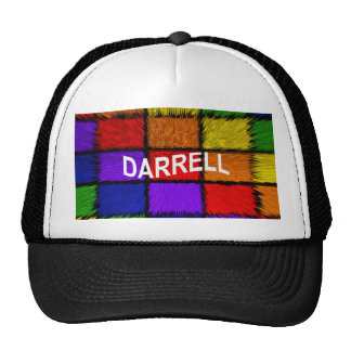 DARRELL CAP