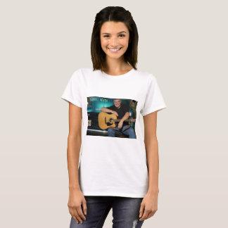 DARRELL HEATH MUSIC /MY DOG SPIKE LADIES T T-Shirt