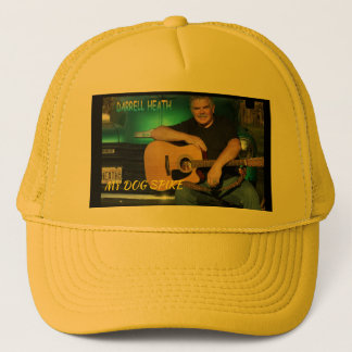 DARRELL HEATH TRUCKER HAT
