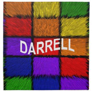 DARRELL NAPKIN
