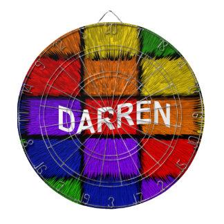 DARREN DARTBOARD