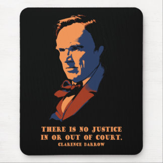 Darrow - Justice Mouse Pad