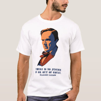 Darrow - Justice T-Shirt