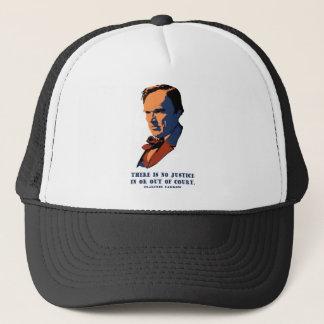 Darrow - Justice Trucker Hat