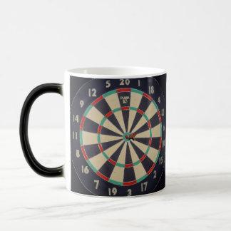 Dart_Board,_Bulls_Eye,_Magic_Morph_Coffee_Mug. Morphing Mug