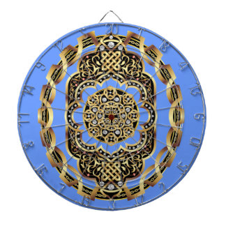 Dart Board CUSTOMIZE To Change Background Color