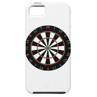Dart Board iPhone 5 Covers