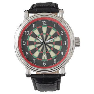 Dart Board Sporty Style Watch