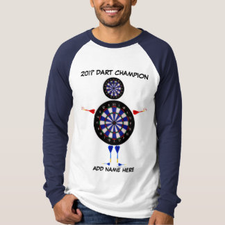 Dart Champion Cartoon T-Shirt