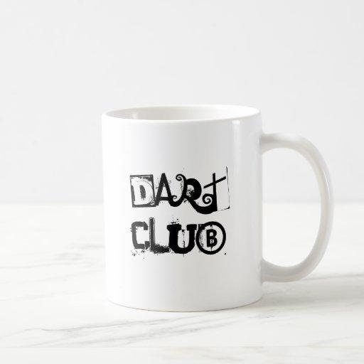 DART CLUB COFFEE MUGS