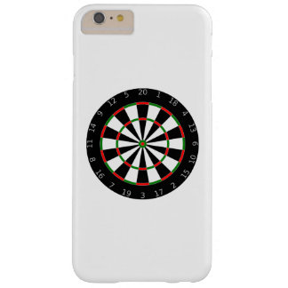 Dartboard Barely There iPhone 6 Plus Case