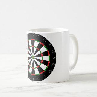 Dartboard Coffee Mug