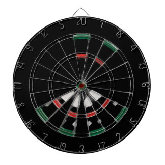 Dartboard for Serious Cricket Player