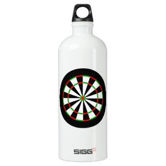 Dartboard Water Bottle