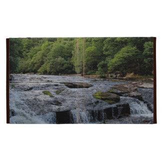 Dartmoor River Dart Vally Rowbrook Early Summer iPad Cases