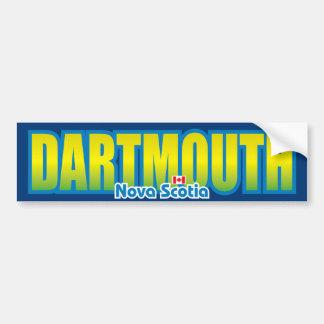 Dartmouth Bumper Bumper Sticker
