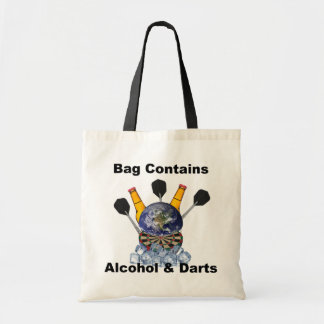 Darts & Alcohol Bag