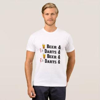 Darts and Beer tshirt