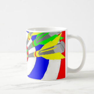 DARTS COFFEE MUG