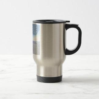 Darts Design Travel Mug