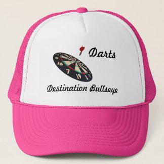 Darts Destination Bullseye, Trucker Hat