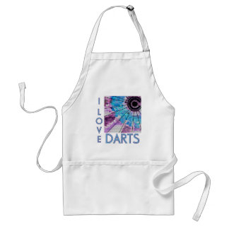 Darts iGuide Game On Aprons