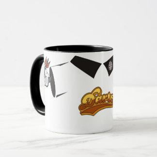 Darts Man Coffee Mug: Darts Shirt Mug