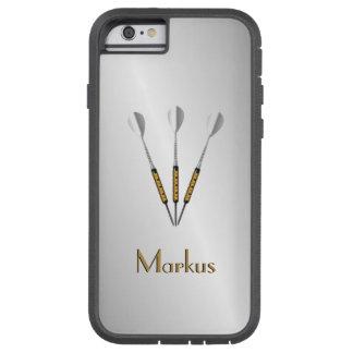 Darts Personalized / Monogram Tough Xtreme iPhone 6 Case