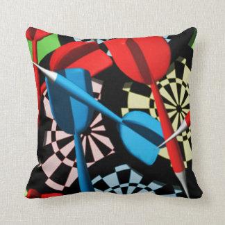 darts pillow