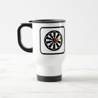 Darts Player Pro Travel Mug
