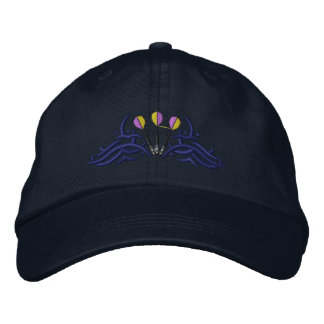 Darts Tribal Embroidered Hat