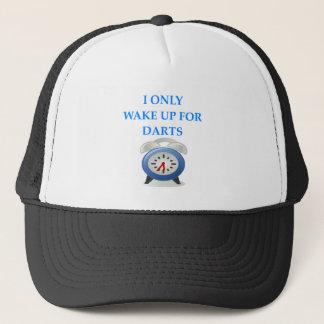 DARTS TRUCKER HAT