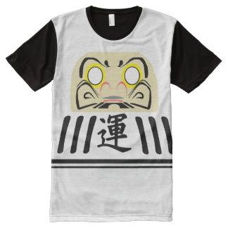 Daruma All-Over Print T-Shirt