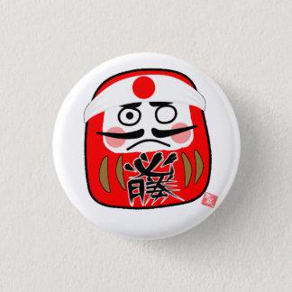 Daruma can badge (certain victory)