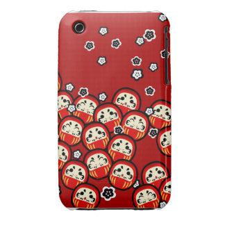 Daruma Doll Case-Mate Case iPhone 3 Cover