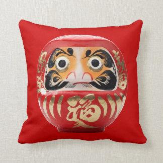Daruma doll cushion
