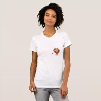 Daruma doll t shirt donna