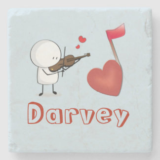 Darvey Stone Coaster